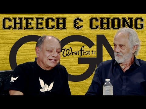 Snoop Dogg Interviews Cheech & Chong on GGN