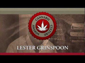 Dr. Lester Grinspoon Talks Cannabis