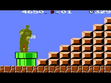 super snoop dogg mario game