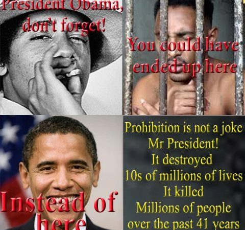 Hypocritical Laws – Obama Smoked Weed