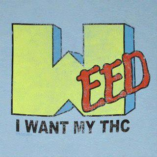I want my THC weed meme