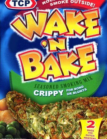 Wake and Bake Cereal 'erryday