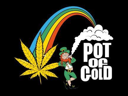 Pot of Gold irish meme