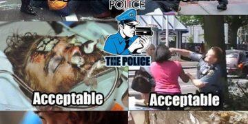police brutality marijuana meme