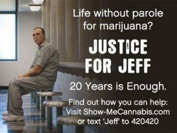 Jeff Mizanskey marijuana prisoner
