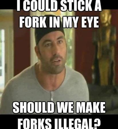 Should We Make Forks Illegal?