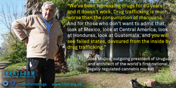 jose mujica drug trafficking quote