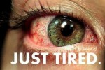red eyes bloodshot high just tired