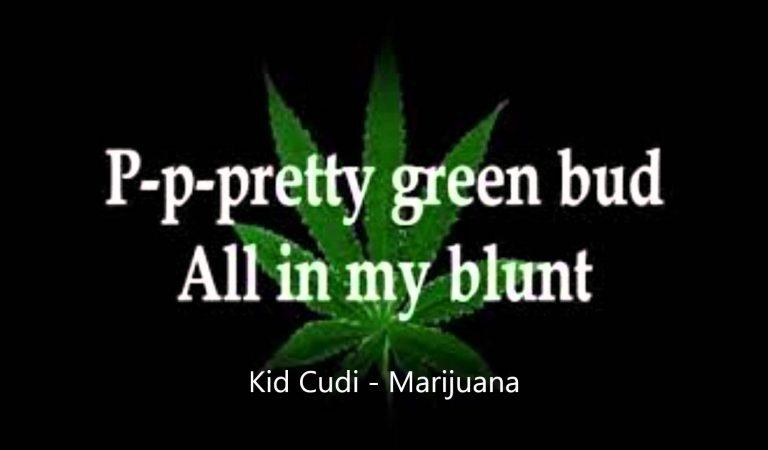 Kid Cudi – Marijuana