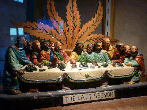 last session jesus apostles