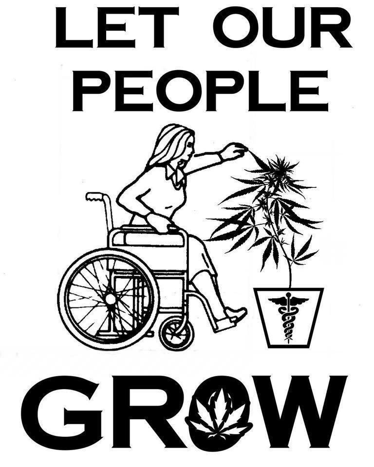 let our people grow weed