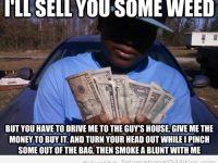 hustler weed dealer
