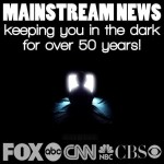 mainstream media blackout meme