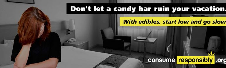 Edibles Safety Ad Campaign Launched