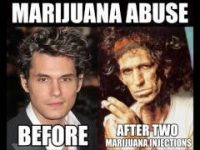 marijuana infections abuse