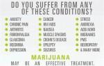 medical marijuana effective treatment