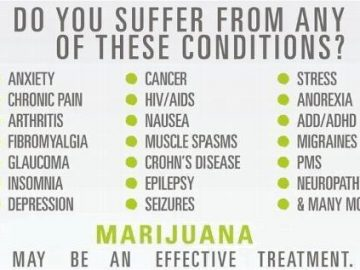 medical marijuana effective treatment