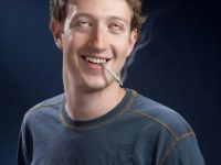 mark zuckerberg stoned