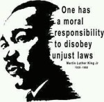 Martin Luther King Jr. unjust law quote