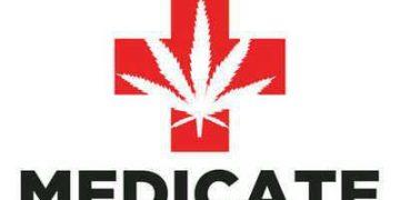 medicate logo marijuaa
