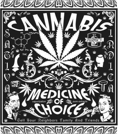 Cannabis, Medicine Of Choice