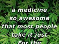 cannabis medicine side effects meme