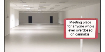 cannabis oversoder meeting place meme