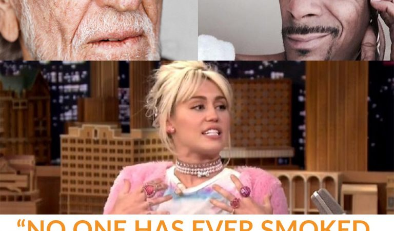 Miley Cyrus Trash Talk on Jimmy Kimmel