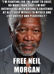 free morgan freeman neil