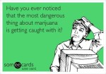 Most Dangerous Thing About Marijuana meme