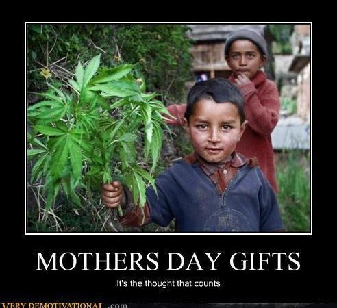 Mothers Day Gift, It's The Thought That Counts