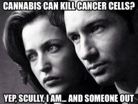 the truth is out there xfiles cancer