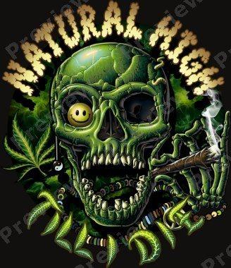 Natural High Til I Die