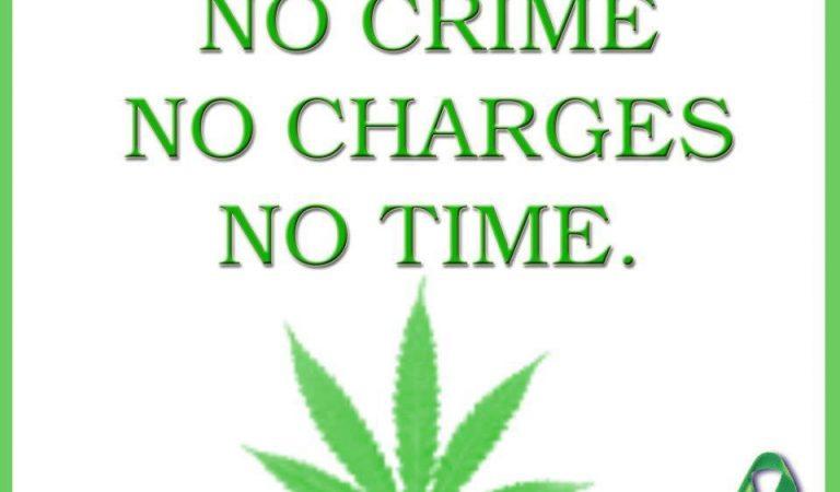 No victim, no crime, no charges, no time!