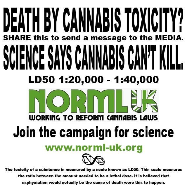 british death cannabis overdose