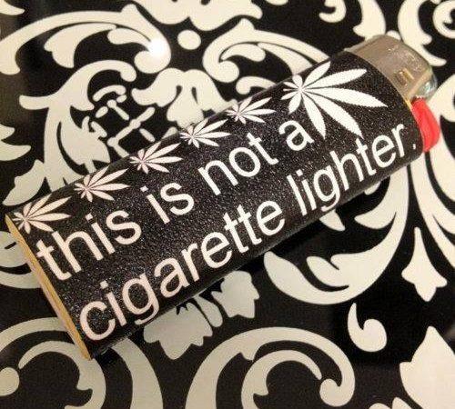 Not A Cigarette Lighter