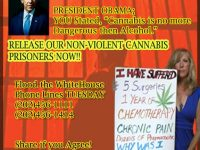 call to action marijuana