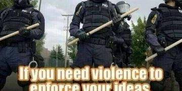 violence force ideas