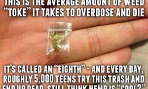 overdose on marijuana limits