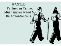 partner in crime personals meme