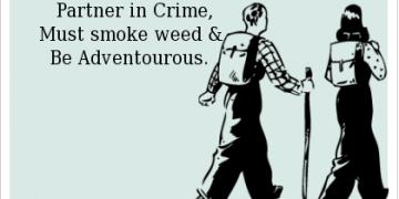 partner in crime personals meme