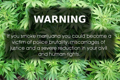 Warning – If You Smoke Marijuana