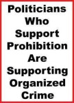 supporting organized crime politicians