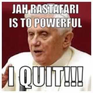 Pope Benedict resigns