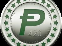 crypto currecny potcoin logo