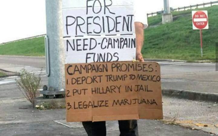 When You Need Campaign Funds