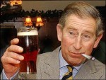 prince charles smoking weed beer