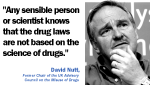 David Nutt drug law sicence