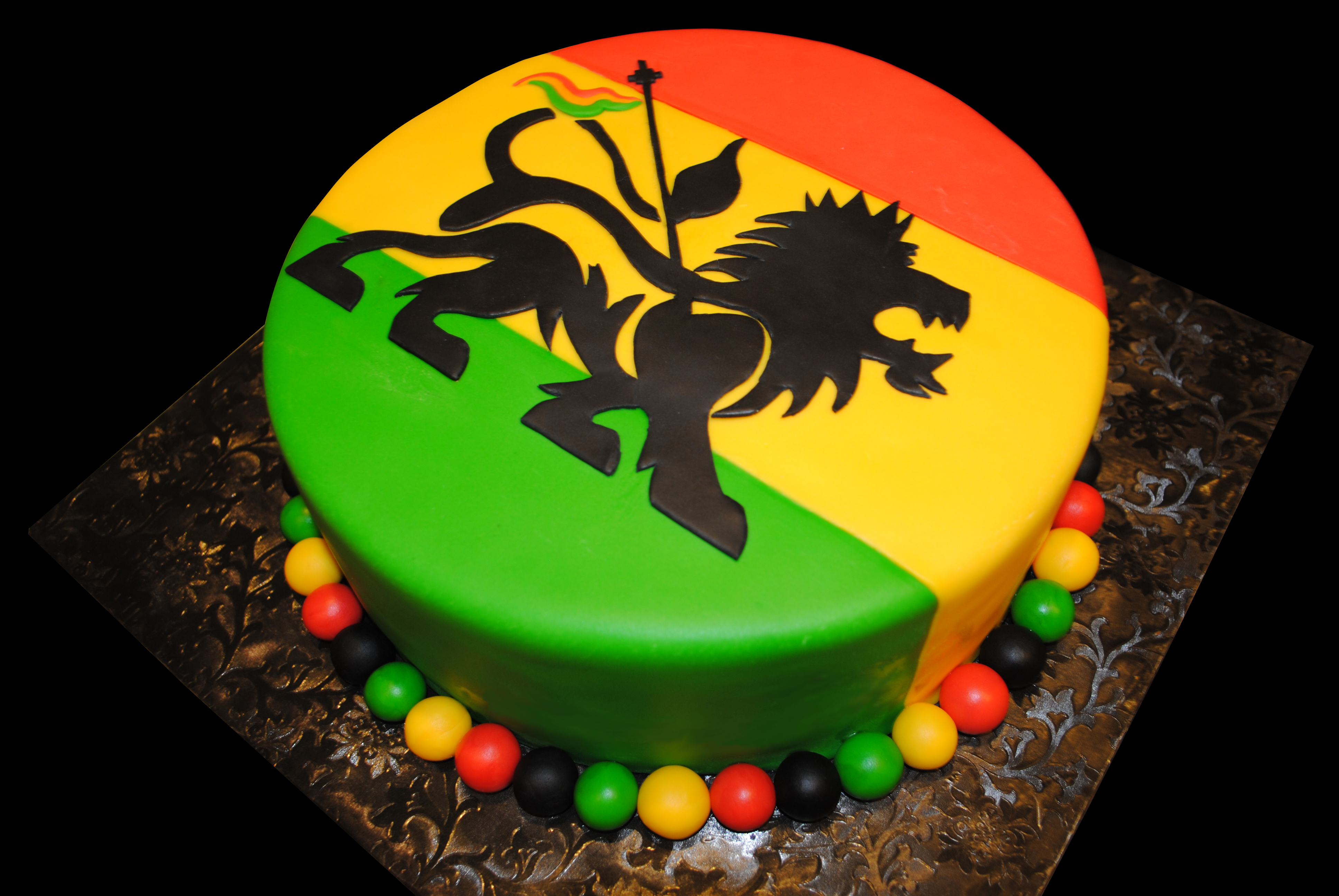 Jamaican Rum Cake With Weed