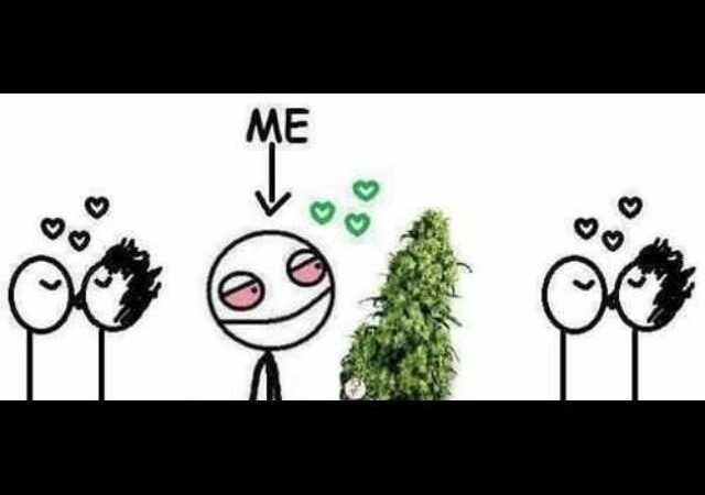 Being In A Relationship…With Weed